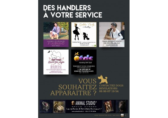 annuaire handling (6 parutions)