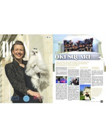 page de couverture plus 1 page article